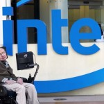 Stephen Hawking works with Intel on the connected wheelchair project
